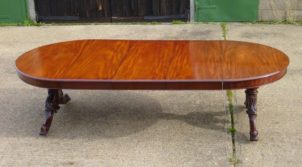 Antique Walnut Tables Uk – Antique Walnut Dining Tables – Walnut Within Dining Tables London (Image 5 of 20)