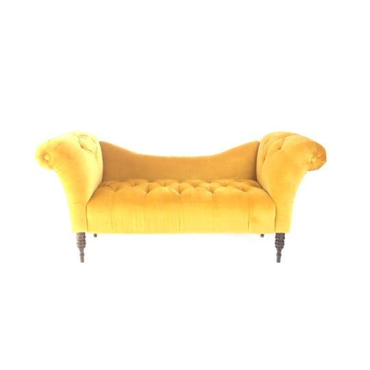 Antoinette Fainting Sofa Sofas Urban Outfitters Contemporary With Regard To Antoinette Fainting Sofas (Image 11 of 20)