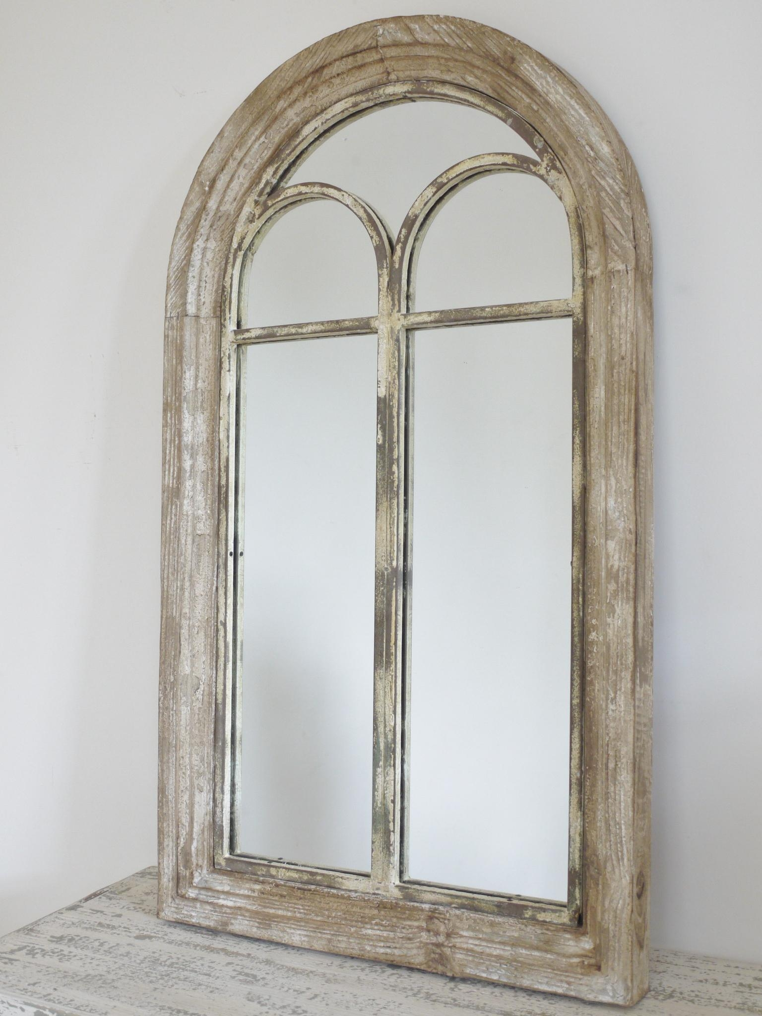 Featured Image of Gothic Style Mirror