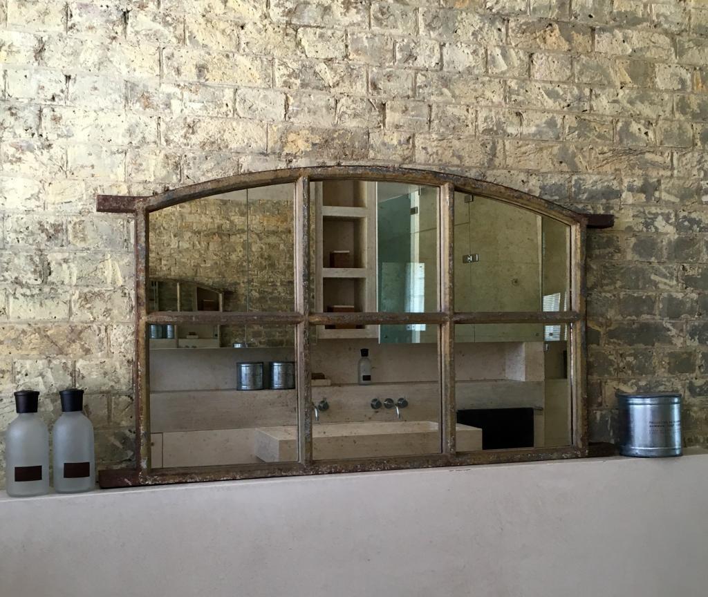 Architectural Garden Mirrors Regarding Large Garden Mirrors (View 9 of 20)
