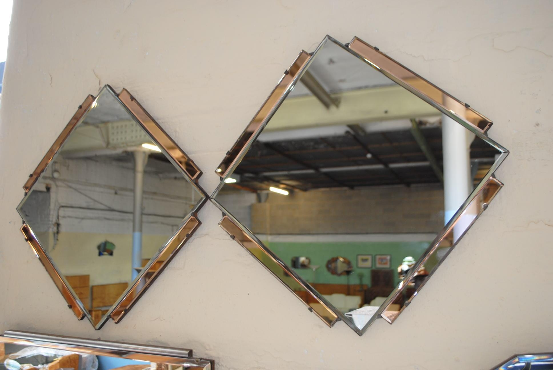 Art Deco Mirror || Cloud 9, Art Deco Furniture Sales With Artdeco Mirrors (Image 2 of 20)