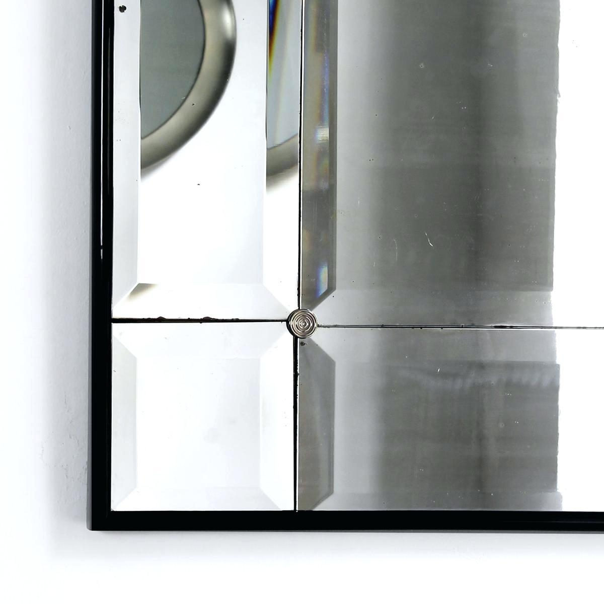 Art Deco Mirror – Shopwiz With Art Deco Frameless Mirror (Image 8 of 20)