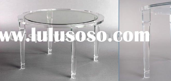 Featured Image of Round Acrylic Dining Tables