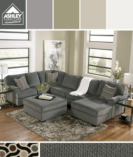 Ashley Furniture Sectional Couches (View 12 of 20)