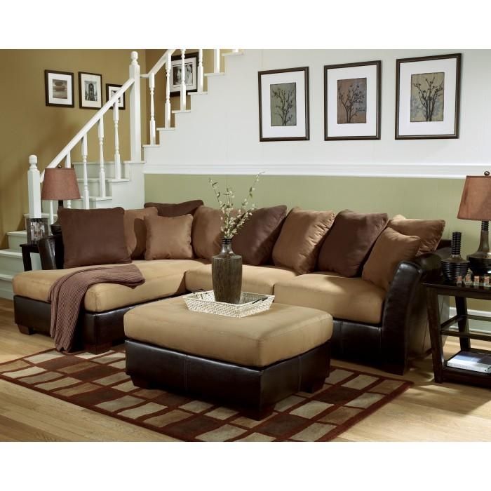 Ashley Sectional Sofa (Image 11 of 20)