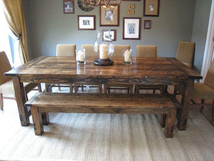 Attractive Rustic Dining Tables For Sale Dining Table Sale Toronto With Regard To Big Dining Tables For Sale (Image 5 of 20)