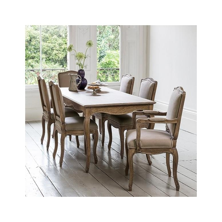 Avignon Wooden Dining Table – 8 Seater | Within Home In Cheap 8 Seater Dining Tables (Image 9 of 20)