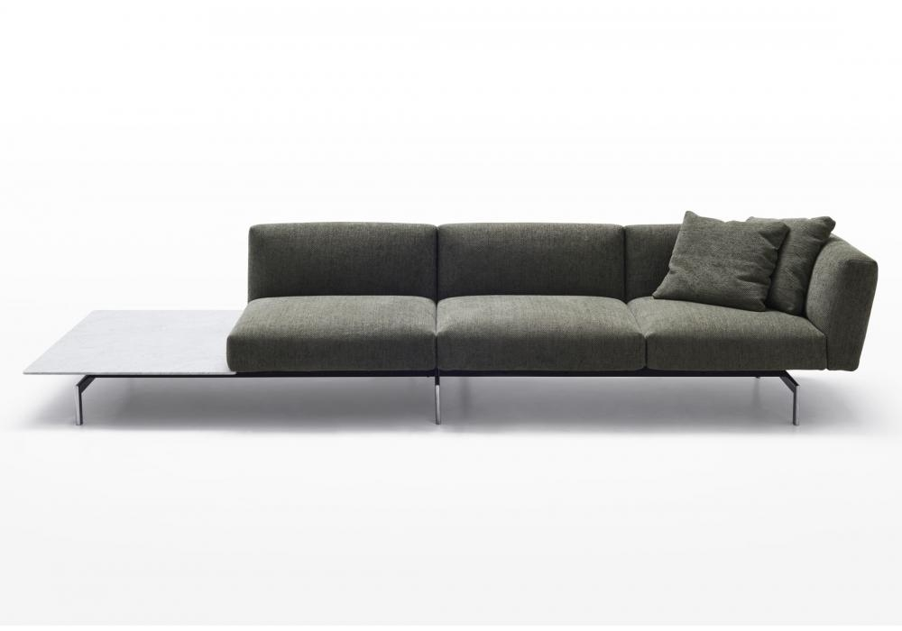Avio Knoll Sofa System – Milia Shop Intended For Knoll Sofas (Image 3 of 20)