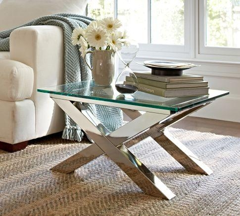 Awesome Best Ava Coffee Tables Within Accent Table Pottery Barn (Image 5 Of  50)