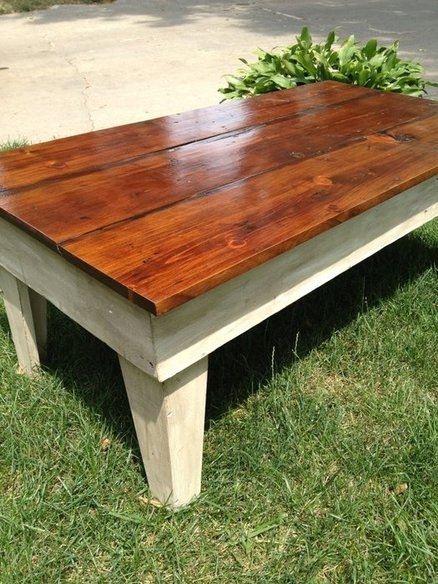 Awesome Best Country Coffee Tables Pertaining To Country Coffee Table (View 18 of 50)