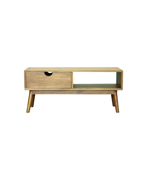 Awesome Best Elise Coffee Tables With Elise Teak Coffee Table Buy Furniture Online Singapore (Image 4 of 40)
