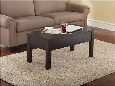 Awesome Best Lift Top Oak Coffee Tables Inside Lift Top Coffee Table Mainstays With Storage Color Sonoma Oak (Image 3 of 40)