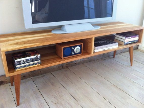 Awesome Best Light Cherry TV Stands In Best 25 Retro Tv Stand Ideas On Pinterest Simple Tv Stand Tv (Image 5 of 50)