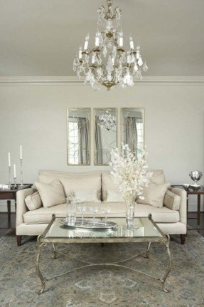 Awesome Best Oval Mirrored Coffee Tables For Antiqued Mirrored Coffee Table Foter (Image 5 of 50)