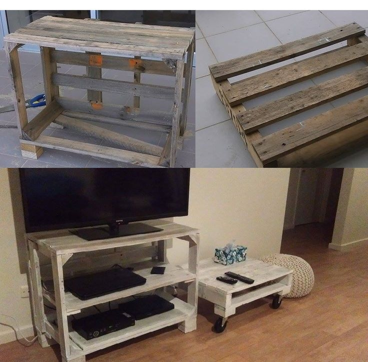 Awesome Best Small TV Stands On Wheels In Best 20 Tv Stand On Wheels Ideas On Pinterest Tv Storage Tv (Image 2 of 50)