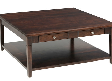 Awesome Best Square Wooden Coffee Tables Pertaining To Coffee Tables Square Wood Jerichomafjarproject (Image 4 of 50)