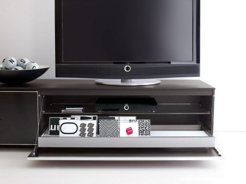Awesome Best Stands And Deliver TV Stands With Regard To Tv Stand With Center Speaker Shelf (View 10 of 50)
