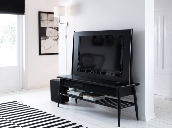 Awesome Best TV Stands At IKEA With Neutral Dining Room Stylish Ikea Tv Stand Furniture Hampedia (Image 5 of 50)