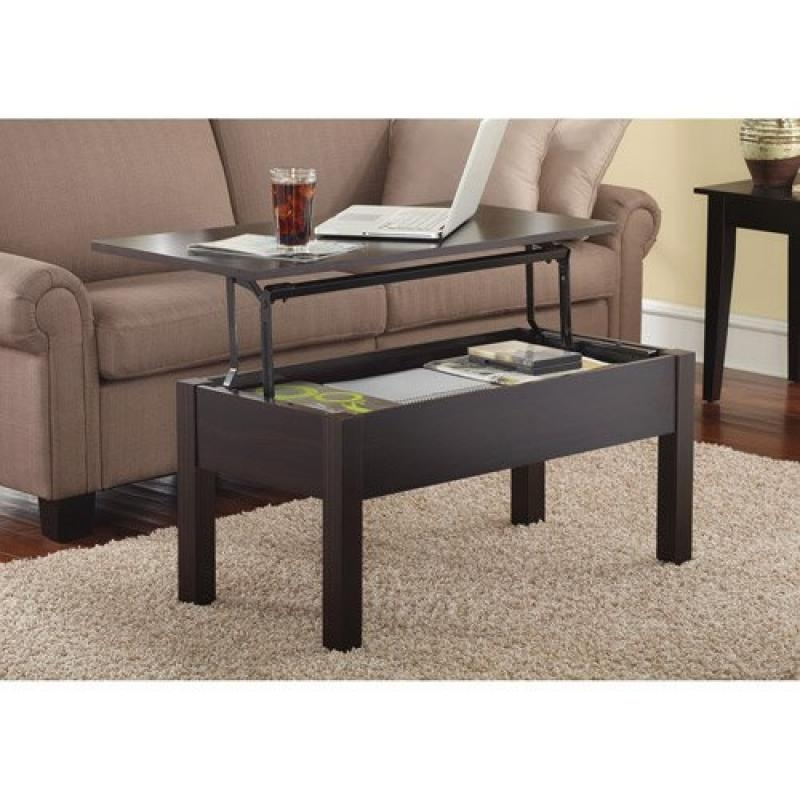 Awesome Best Waverly Lift Top Coffee Tables Pertaining To Table Lift Top Coffee Table Espresso Home Interior Design (Image 4 of 50)