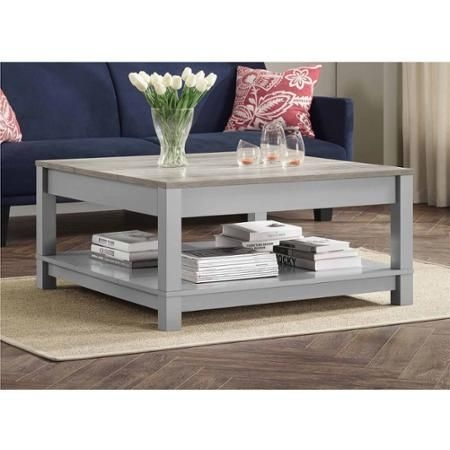 Awesome Brand New Grey Coffee Table Sets Inside Interior Glamorous Grey Coffee Table Set Gray Square Coffee Table (Image 8 of 50)