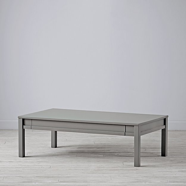 Awesome Brand New Grey Coffee Tables Regarding Small Adjustable Grey Activity Table The Land Of Nod (View 35 of 50)