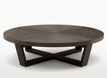 Awesome Brand New Half Circle Coffee Tables For Elegant Round Wood Coffee Tables With Coffee Table Creative Circle (View 19 of 40)