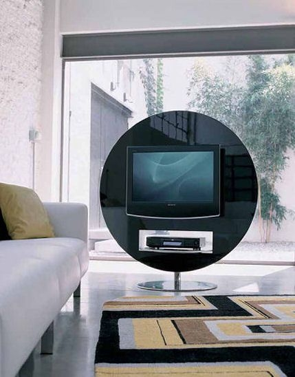Awesome Brand New Iconic TV Stands Throughout Best 25 Swivel Tv Stand Ideas On Pinterest Tvs For Bedrooms Tv (Image 3 of 50)