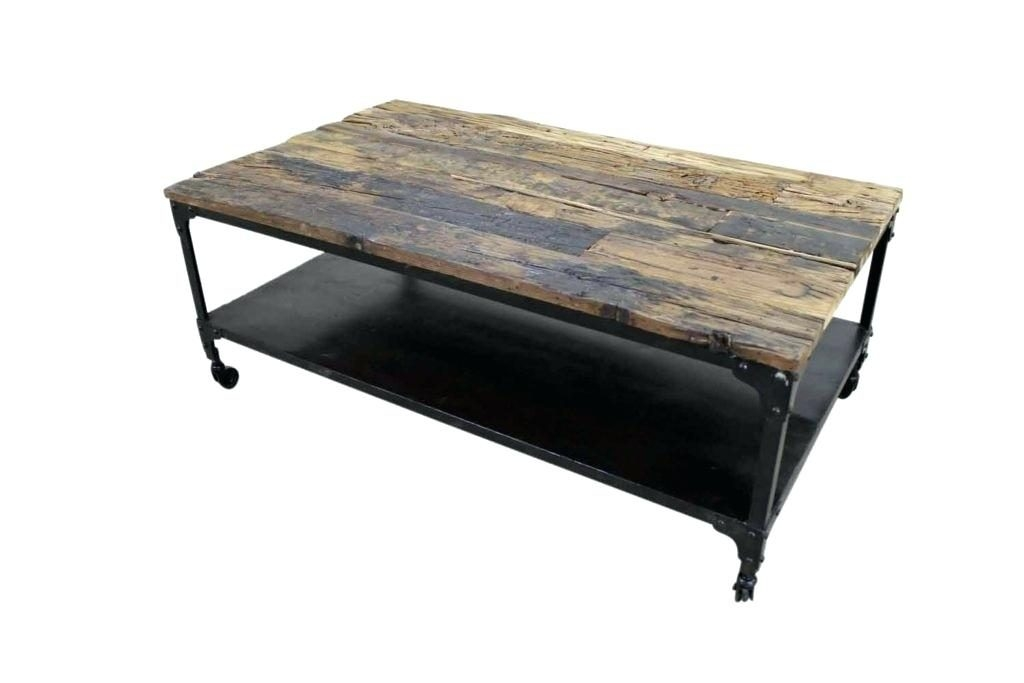 Awesome Brand New Industrial Style Coffee Tables Intended For Coffee Table Inspirational Industrial Style Coffee (Image 6 of 50)