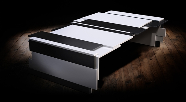 Awesome Brand New Puzzle Coffee Tables Pertaining To Puzzle Coffee Table Christophe Mayer Despoke (View 14 of 40)