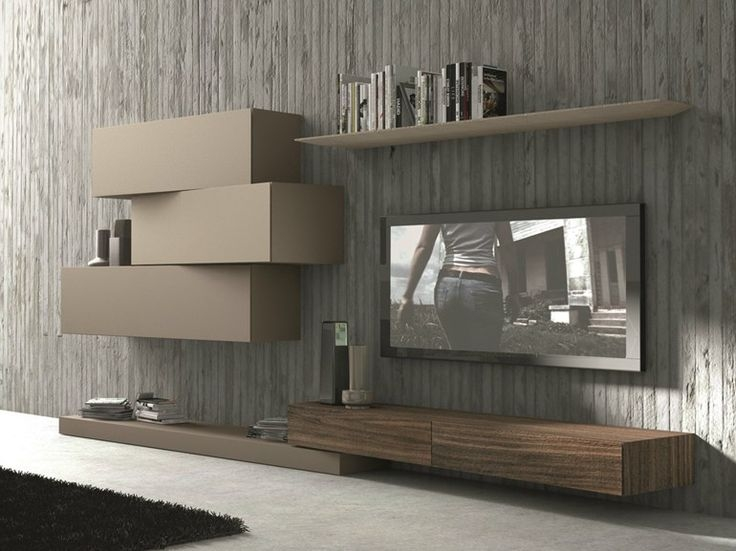 Awesome Brand New TV Cabinets And Wall Units In Best 25 Wall Mounted Tv Unit Ideas On Pinterest Tv Cabinets Tv (Image 5 of 50)
