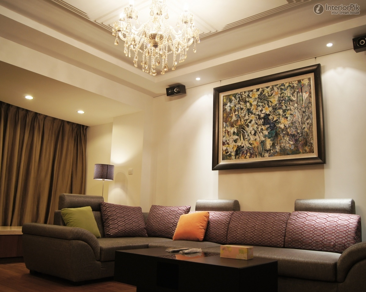 Awesome Chandeliers For Living Rooms Contemporary In Living Room Chandeliers (View 15 of 25)