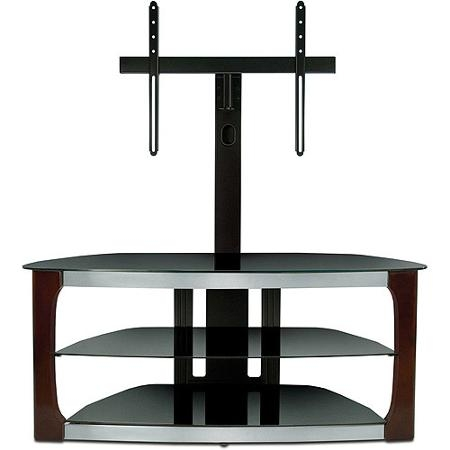 Awesome Common Bell'O Triple Play TV Stands With Buy Bell39o Triple Play Tv Stand For Most Flat Panel Tvs Up (Image 6 of 50)
