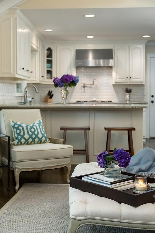 Awesome Common French White Coffee Tables Throughout French Living Room Coffee Table Design Ideas (View 32 of 50)