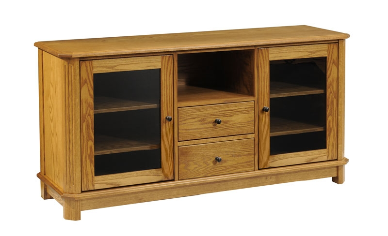 Awesome Common Hardwood TV Stands Intended For Franchi 419 Tv Stand Ohio Hardwood Furniture (Image 5 of 50)