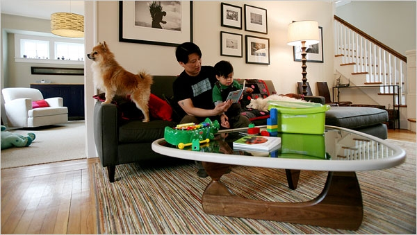 Awesome Common Kids Coffee Tables With Regard To Parent Shock Children Are Not Dcor The New York Times (Image 7 of 50)