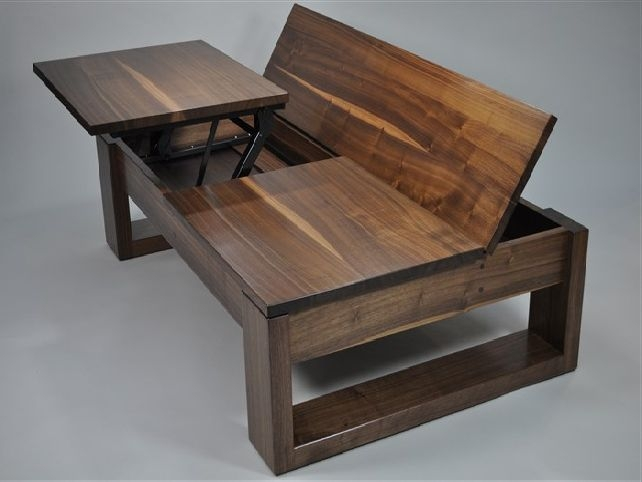 Awesome Common Lift Up Coffee Tables In Top 25 Best Lift Top Coffee Table Ideas On Pinterest Used (Image 5 of 50)
