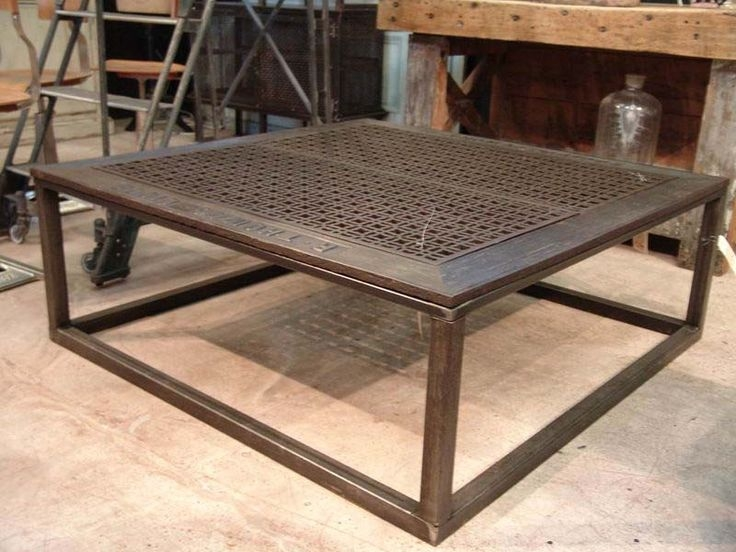 Awesome Common Metal Coffee Tables With 88 Best Coffee Table Images On Pinterest Home Diy And Living (Image 3 of 50)