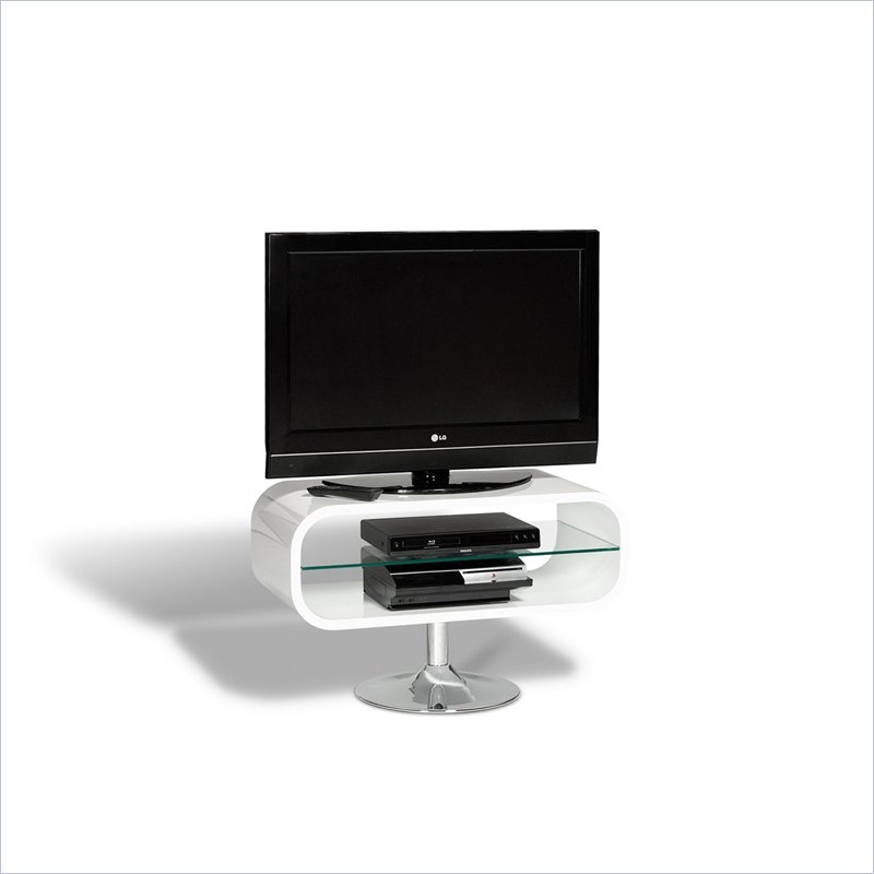 Awesome Common Opod TV Stands White With Tech Link Opod Tv Stand Op80w (Image 9 of 50)