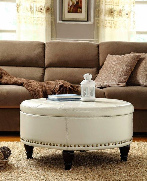 Awesome Common Round Upholstered Coffee Tables With Best 25 Upholstered Coffee Tables Ideas On Pinterest (Image 3 of 40)