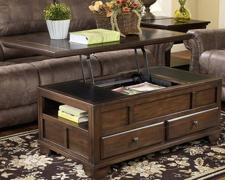 Awesome Deluxe Coffee Tables With Lift Up Top Inside Coffee Tables Lift Up Top Small Coffee Tables That Lift Up Coffee (Image 6 of 40)