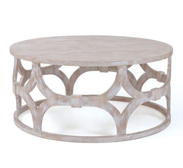 Awesome Deluxe Grey Wash Wood Coffee Tables With Regard To White Washed Wood Coffee Table (Image 6 of 50)