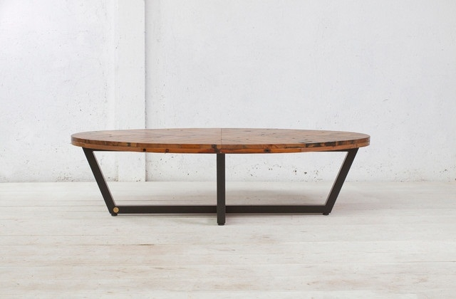 Awesome Deluxe Metal Oval Coffee Tables Throughout Designer Modern Coffee Table Set Images Cheap Modern Coffee (View 17 of 50)