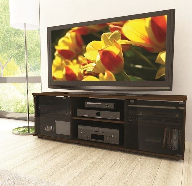 Awesome Deluxe Modern TV Stands For Flat Screens Intended For Best 25 Flat Screen Tv Stands Ideas On Pinterest Flat Screen (Image 6 of 50)