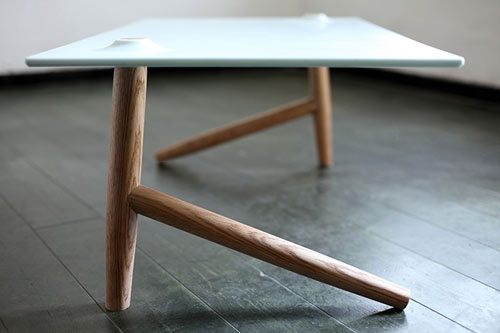 Awesome Deluxe Short Legs Coffee Tables Inside Shay Carmon And Ben Klinger Design Milk (Image 3 of 50)