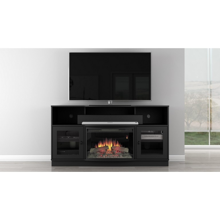 Awesome Deluxe TV Stands With Back Panel With Regard To Tv Stand With Back Panel (Image 7 of 50)