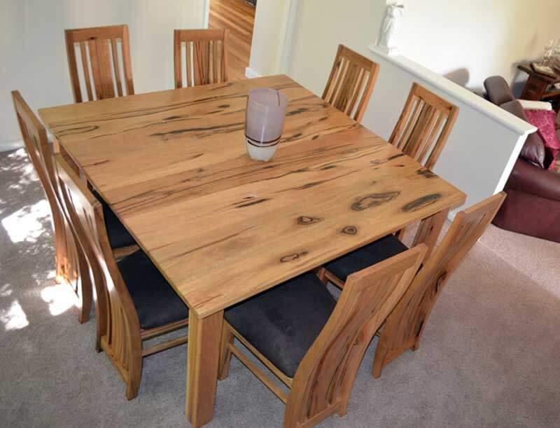 Awesome Dining Room Table Seats 8 | Modern Table Design Regarding Dining Tables Seats  (Image 5 of 20)