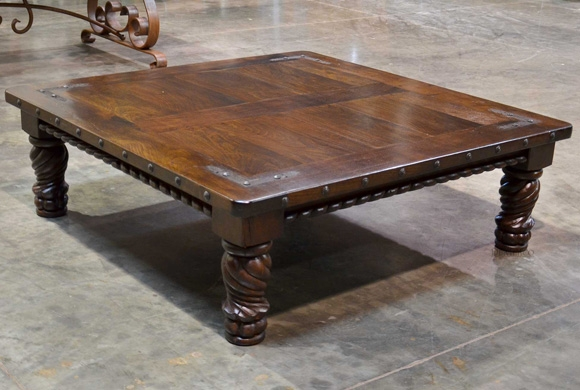 Awesome Elite Colonial Coffee Tables Within Unique Rustic Coffee Tables Rustic Living Room Furniture (View 11 of 50)