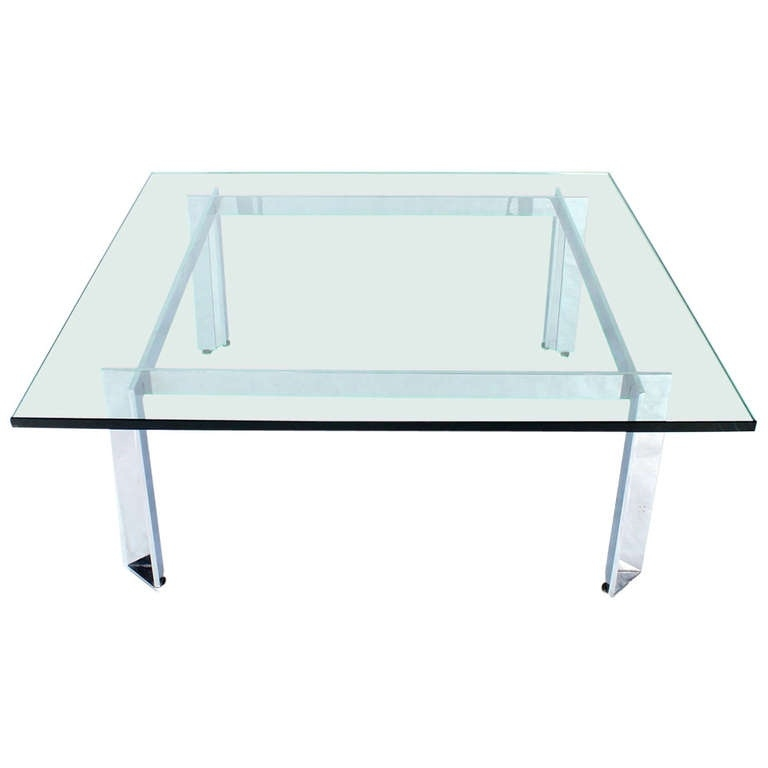 Awesome Elite Glass Square Coffee Tables For Astonishing Glass Square Coffee Table Ideas (View 23 of 50)