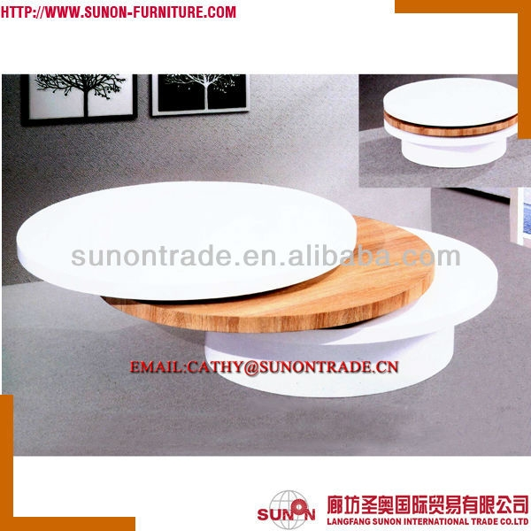 Awesome Elite Round Swivel Coffee Tables For Swivel Round Table Swivel Round Table Suppliers And Manufacturers (View 31 of 50)
