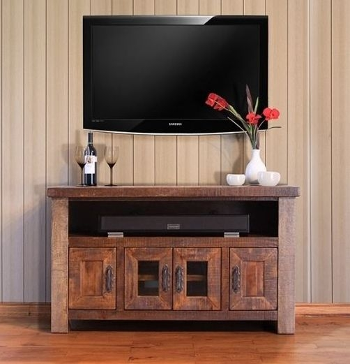 Awesome Elite Rustic Furniture TV Stands Regarding 30 Best Tv Stand Images On Pinterest Entertainment Wood And Home (Image 6 of 50)